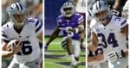 Triplets of the Big 12: Kansas State