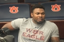 Auburn narrowing down OL options with eight players still involved