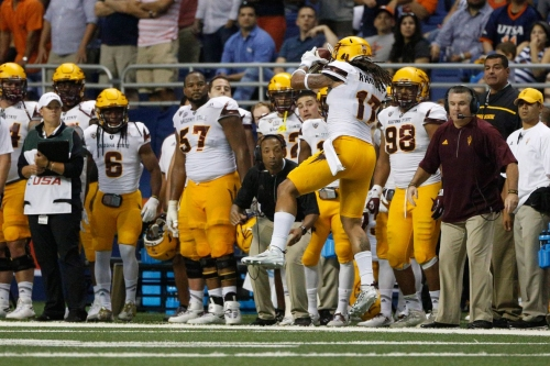 ASU Football: Battle at SPUR heating up as the season draws closer