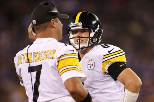 The stupidity which is the over-thinking of Steelers preseason depth charts