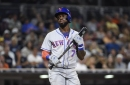 Jose Reyes placed on 10-Day DL with left oblique strain