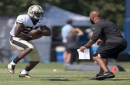 Saints' Adrian Peterson doesn't know if he'll play in preseason