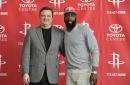 Rockets GM says Thunder should have received more for James Harden