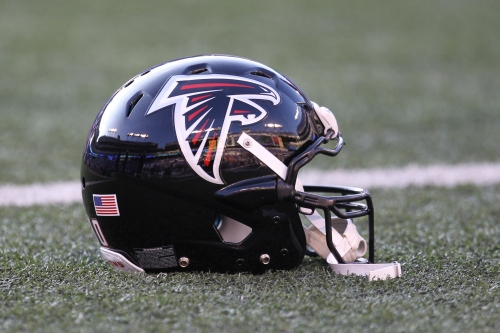 57 Falcons stayed after today's practice to do more drills