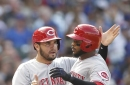 Reds take nine run lead, blow nine run lead, somehow beat Cubs