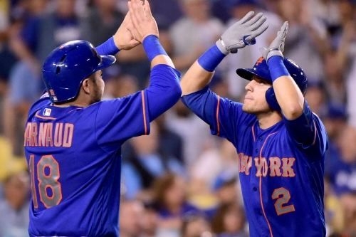 Mets call up Gavin Cecchini and Matt Reynolds, place Jose Reyes on disabled list, option Kevin McGowan to minors