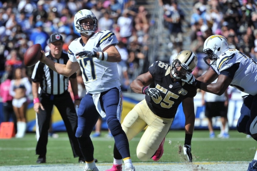 Los Angeles Chargers Practice Summary From the New Orleans Saints Reporters Perspective