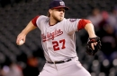 Washington Nationals place Ryan Madson on 10-Day DL; Nats reinstate Shawn Kelley...