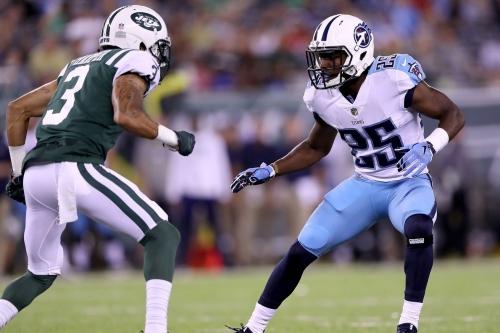 Titans-Panthers Practice #2 Recap
