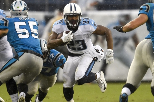 Titans-Panthers day 2 joint practice open thread