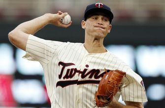 Slegers helps Twins to win over Indians in MLB debut
