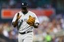 Luis Severino dominates as Yankees win 7-5 to sweep Mets