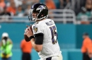 PFF: 'Ravens fans should be worried' about Ryan Mallett's play