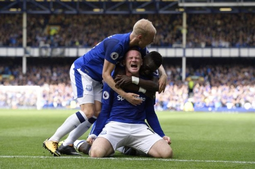 Did Everton fans really see best of Wayne Rooney?