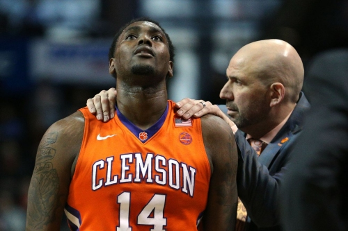 Clemson Basketball's Brush With Terror