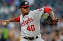 New and renewed Edwin Jackson leads Nationals to 2-1 win over Padres in Petco...