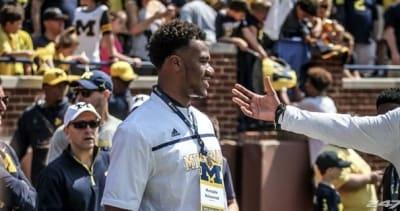 Michigan recruiting: Latest updates on Wolverines' 2018 football class