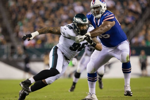 WATCH: Derek Barnett gets his third sack of the NFL Preseason