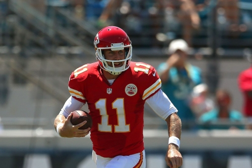What would it take for the Chiefs to trade Alex Smith to the Jaguars?