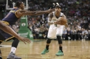 Boston Celtics' Isaiah Thomas won't sit during national anthem but doesn't see it as unpatriotic