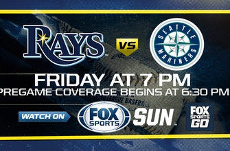 Preview: Rays take on familiar face to begin three-game series with Mariners