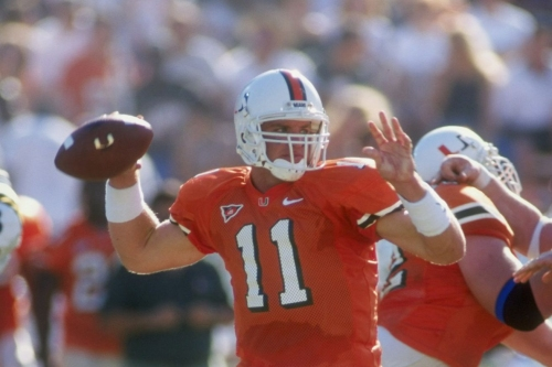 #FlashbackFriday 1998 Miami 49, #3 UCLA 45