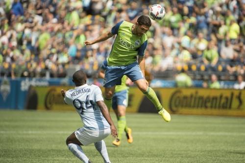 Seattle Sounders vs. Sporting Kansas City: Player ratings