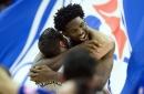 NBA players vote Joel Embiid Comeback Player of the Year for 2016-17