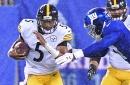 Rookie quarterback Josh Dobbs will get second consecutive preseason start
