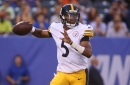 Steelers vs. Falcons Preseason Week 2: Ben Roethlisberger and Antonio Brown both ruled out; Joshua Dobbs to get second start