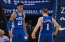 Sixers players voted T.J. McConnell as their Best Teammate for 2016-17