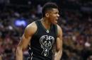 Bucks' Antetokounmpo named a favorite to win 2017-18 NBA MVP award
