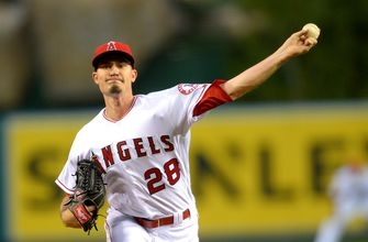 Andrew Heaney to take the hill for the Angels on Friday