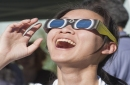 The beaches won't be a good place to watch Monday's eclipse