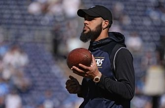 Chargers WR Keenan Allen shows signs of moving past injuries