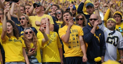 Why I am a Michigan football fan: Wolverines connect father, son