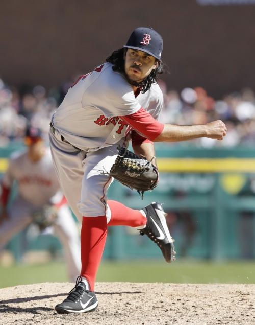 Los Angeles Angles claim Boston Red Sox pitcher Noe Ramirez