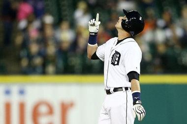 Tigers, Dodgers lineups: Red-hot James McCann catching Jordan Zimmermann