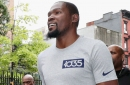 Kevin Durant condemns Trump, says he won't visit White House
