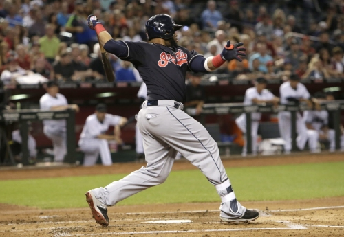 Cleveland Indians, Kansas City Royals starting lineups for Friday night, Game No. 120