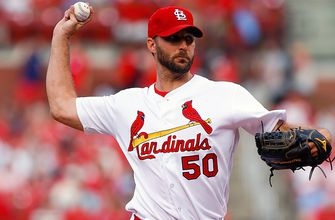 Cardinals place Waino on DL, recall Mayers from Triple-A