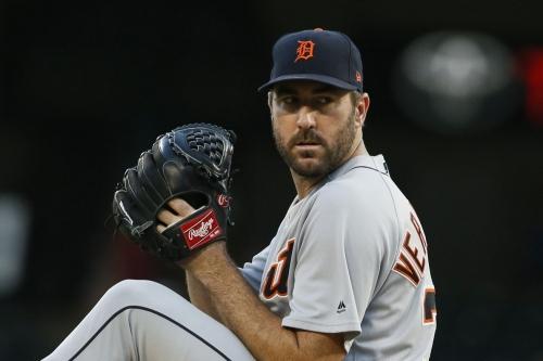 MLB trade rumors: Justin Verlander talks at 'standstill'