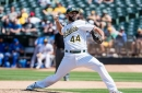 Oakland A's bullpen shakeup and injury updates