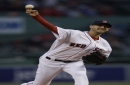 Rick Porcello to pitch Sunday for Boston Red Sox, Doug Fister to pitch Monday in Cleveland