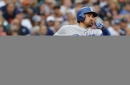 Dodgers Notes: Adrian Gonzalez returns with healthier back, limited role
