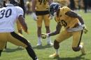 Steelers linebacker Ryan Shazier returns to field