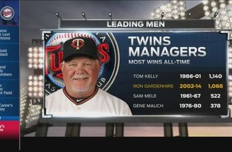Former Twins manager Ron Gardenhire returns to Minnesota