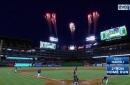 WATCH: Mike Napoli hits a 2-run home run vs. White Sox