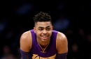 D'Angelo Russell says he was 'excited' when the Lakers traded him