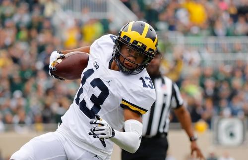 Eddie McDoom emphatic Michigan football will win Big Ten Conference